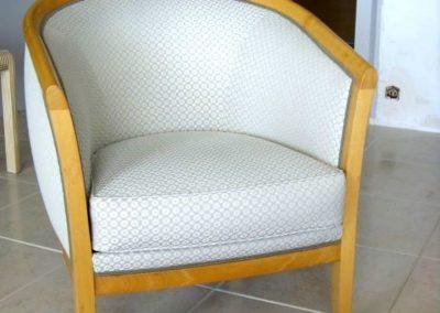 fauteuil-tonneau
