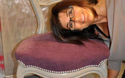 Catherine Mutin, une tapissière heureuse